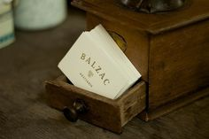 rustic #business #card #brown #vintage #logo