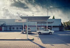 Cars on the Behance Network #america #fuel #petrol #usa #car