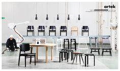 """Artek: robbot Bianco   Annunci del World â""""¢ #advertisement #furniture #finland #artek"""