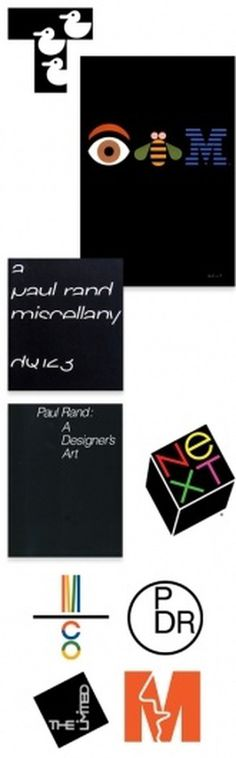Paul-Rand.com :: Timeline #paulrand #design
