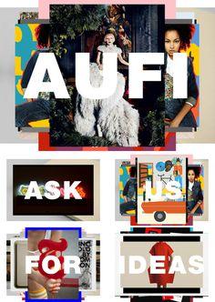 AUFI Identity | Bibliothèque Design #ii