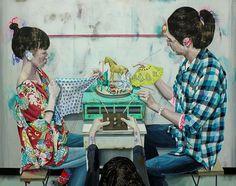 Shih Yung-Chun   PICDIT #painting #artist #design #art