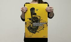 MBM - Identity poster on the Behance Network #poster