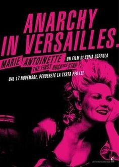 Marie Antoinette Movie Posters From Movie Poster Shop
