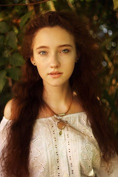 Gorgeous Female Portrait Photography by Liliia Beda