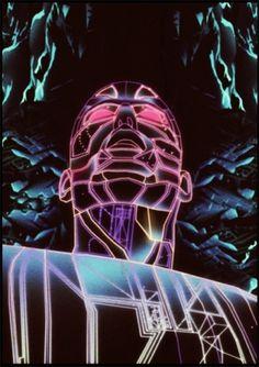 KILIAN ENG / DW DESIGN #robot #retro #glow #kilian #eng