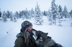 Arctic Love by Brice Portolano