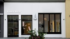 New Logo and Identity for LaserAway by DIA #identity #branding #retail