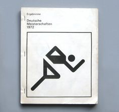 WANKEN - The Blog of Shelby White » Brochures of the 1972 Munich Olympic Games #olympic #otl #icon #1972 #aicher #games #munich #brochure