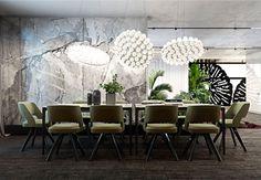 Luxury Apartment by Iryna Dzhemesiuk and Vitaly Yurov - #decor, #interior, #home