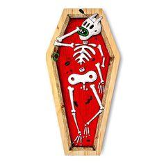 80x40cm Tahta üzerine boyama. #muratsunger #monster #wood #illustration #art #painting #coffin #cyvy #posca #buyart