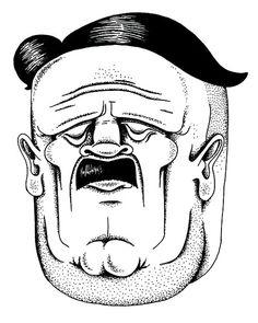 herr heer #bw #white #sheer #herr #black #comic #illustration #and #heer #drawing