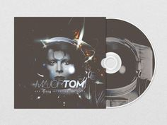 Major Tom Mix • DesignersMX #inspiration #cover #design #graphic