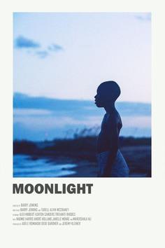 Image of Moonlight - Minimalist poster