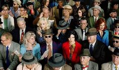 MoMA | New Photography 2010 | Alex Prager | Crowd #1 (Stan Douglas)