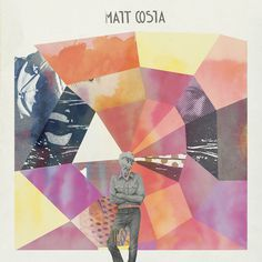 Matt Costa album cover available now on Vinyl and CDrecorded with members of Belle and Sebastian #album art #cover art #album cover #album
