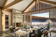 Clinton Corners Residence / Lake Flato Architects