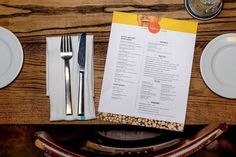 Branding and design for Gerard Craft's new restaurant, Pastaria | Branding, Marketing, Print and Web Design Blog #design #graphic #identity