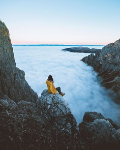 Stunning Adventure and Landscape Photography by Giulia Woergartner