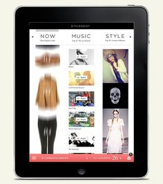 Design Portfolio of Jessica Bauer-Greene #fashion #ipad #design