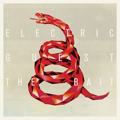 ELECTRIC GUEST cover for the single