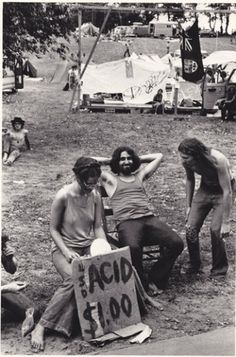 blood is the new black. #acid #festival #hippie #black