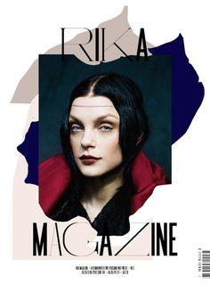 Rika Magazine | design #rika #magazine