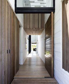 Tuatua House by Julian Guthrie - #architecture, #house, #home, #decor, #interior, #outdoor