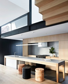 Modern Transformation of a Edwardian Family Home in Melbourne - InteriorZine