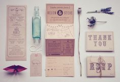 Country Inspired Wedding Invitations by Bridges and Eggs via Oh So Beautiful Paper (4) #invitations