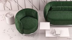 Pastry-Inspired Furniture by StudioPINE - IPPINKA Ukranian design firm StudioPINE has created CAKE, a decadent line of furniture line insp