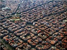 The Astounding Design Of Eixample, Barcelona | All That Is Interesting #urban #project #barcelona