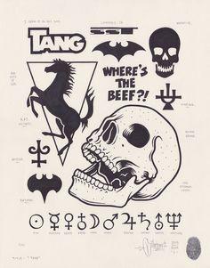Tang, 2013. #skull #giant