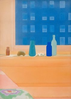 Still life, 1975 - Elizabeth Osborne (b. 1936)