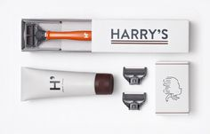 09_19_13_harrys_10.jpg #packaging #design #graphic #dieline #shave #identity