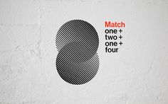 Match Exhibition on Behance