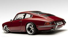 tm:d VAULT #porsche #red #car