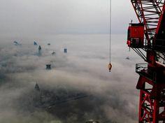 Stunning Aerial Photos of Shanghai 8