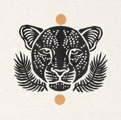 'Leopard' Print