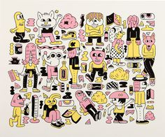 Andy Rementer | Page 2 #illustration