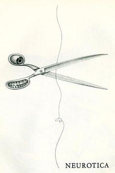coqueterías - freecocaine: Boris Artzybasheff #print