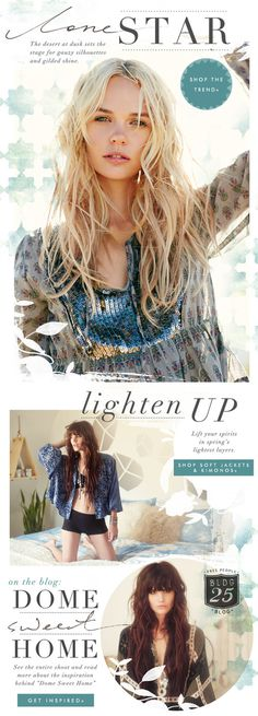 Free People Email - Abby Wilhelm