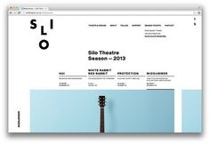 Silo Theater, designed by Sons & Co.