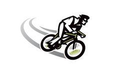 Viva Bike Vegas event logo #logo #branding #bike