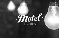FFFFOUND! #motel #branding