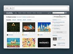 Simple browser chrome psd Free Psd. See more inspiration related to Psd, Simple, Browser, Chrome and Horizontal on Freepik.