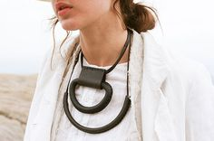 Bandelier #necklace