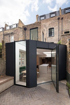 Tired Georgian Terrace Transformed into a Modern Home Full of Character 1