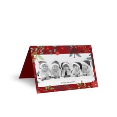 Christmas Blossom - Christmas Cards #paperlust #christmas #holiday #christmascard #cards #card #holidaycard #photocard #photo #design #prin