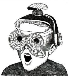 Ben Mobbs - Social Commentary #illustration